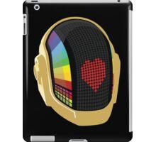 Discovery Helmet - Heart iPad Case/Skin