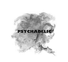 PSYCHADELIC Photographic Print