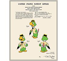 Jose Carioca Patent - Colour Photographic Print