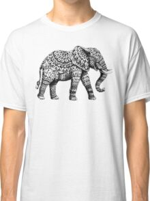 Ornate Elephant 3.0 Classic T-Shirt