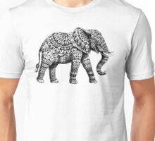 Ornate Elephant 3.0 Unisex T-Shirt