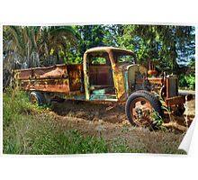 The Forgotten Truck Poster