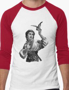 Exotic Woman  Men's Baseball ¾ T-Shirt