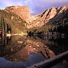 Dream Lake at Sunrise by Gary Lengyel