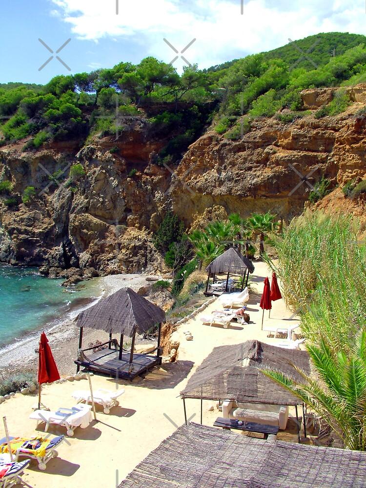 Sol Den Serra Beach II by Tom Gomez