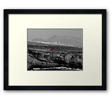 Wrangler  Framed Print