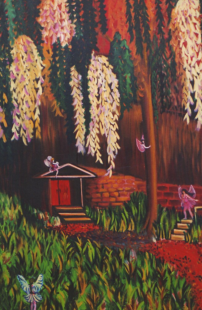 Magic Afternoon by Jill Mattson
