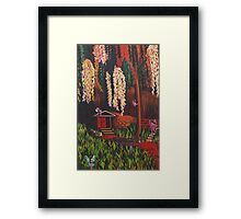 Magic Afternoon Framed Print