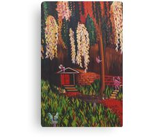 Magic Afternoon Canvas Print