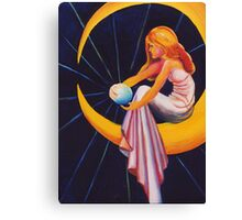 Moonbeams Canvas Print