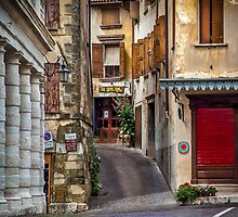 A Nook In Asolo by DavidMelville