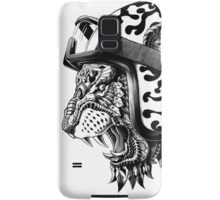 Tiger Helm Samsung Galaxy Case/Skin
