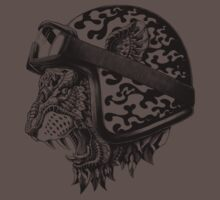 Tiger Helm One Piece - Short Sleeve