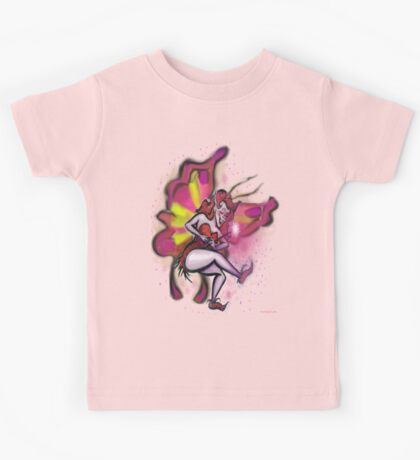 Pink Faerie Kids Clothes
