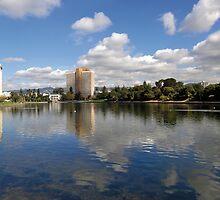 Lake Merritt  •   Oakland, California by Richard  Leon
