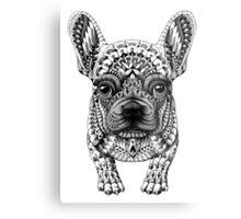 Frenchie (French Bulldog) Metal Print