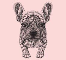 Frenchie (French Bulldog) One Piece - Short Sleeve