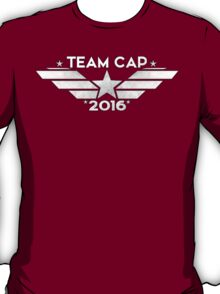 Team Cap 2016 T-Shirt