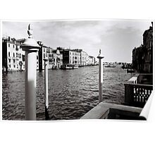 Grand Canal mornings 2 Poster