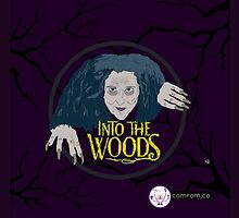 Into the Woods: The Witch, Prince, and Cinderella by Michelle by commonroompc