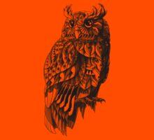 Owl 2.0 Kids Tee
