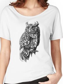 Owl 2.0 Women's Relaxed Fit T-Shirt