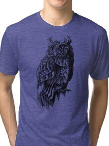 Owl 2.0 Tri-blend T-Shirt