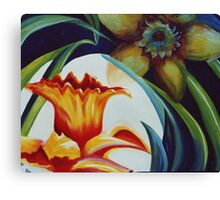 Flower Essence Canvas Print