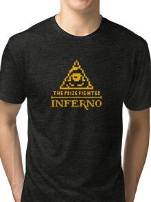 My Brother's Blood Machine ultra retro Tri-blend T-Shirt