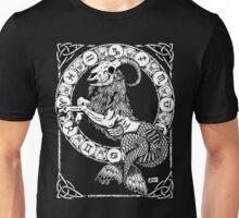 Zombstrology Capricorn Unisex T-Shirt