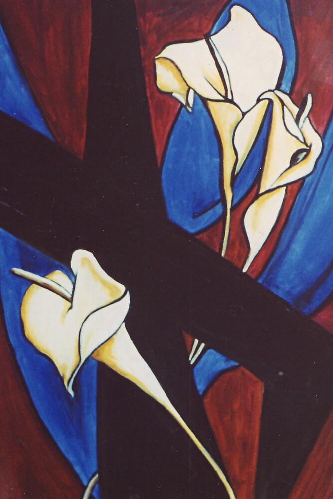 Lily Cross by Jill Mattson