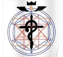 Fullmetal Transmutation - Color Poster