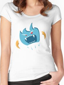 Abominable Yeti Women's Fitted Scoop T-Shirt