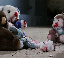 Dahmer's toys are acting up... by dreckenschill