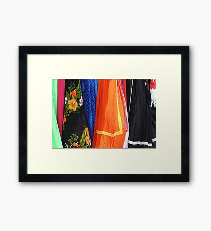 Caribbean Framed Print