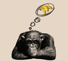 Thoughts of the Banana Unisex T-Shirt