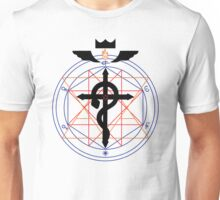 Fullmetal Transmutation - Color Unisex T-Shirt
