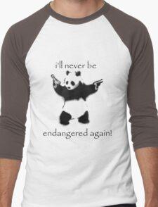 Endangered?! Men's Baseball ¾ T-Shirt