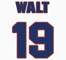 National baseball player Walt Streuli jersey 19 by imsport