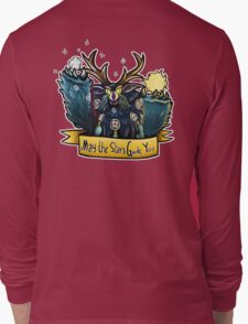 May the Stars Guide You - Boomkin Long Sleeve T-Shirt