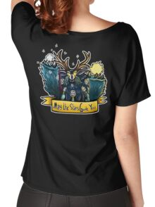 May the Stars Guide You - Boomkin Women's Relaxed Fit T-Shirt