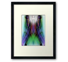 ...   F  R  E  E  D  O  M    ... Framed Print