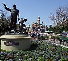 Disneyland by stevelink