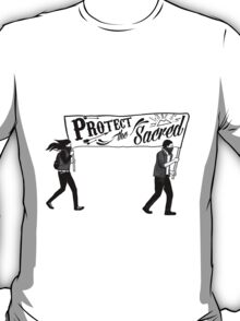 Protect the Sacred Banner T-Shirt