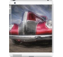 Red Ford Truck iPad Case/Skin