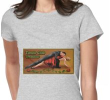 Tango Club Womens Fitted T-Shirt