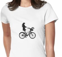 Style She Spoke Logo Womens Fitted T-Shirt