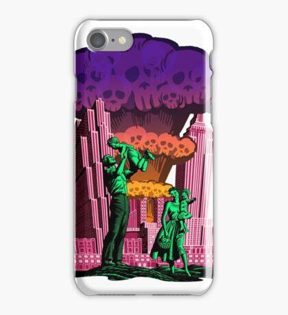 Glow in the Dark-ness iPhone Case/Skin