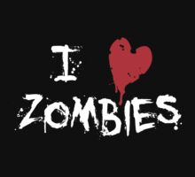 I HEART ZOMBIES... by xTRIGx