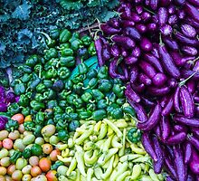 Vegetable Riot!  by darkydoors